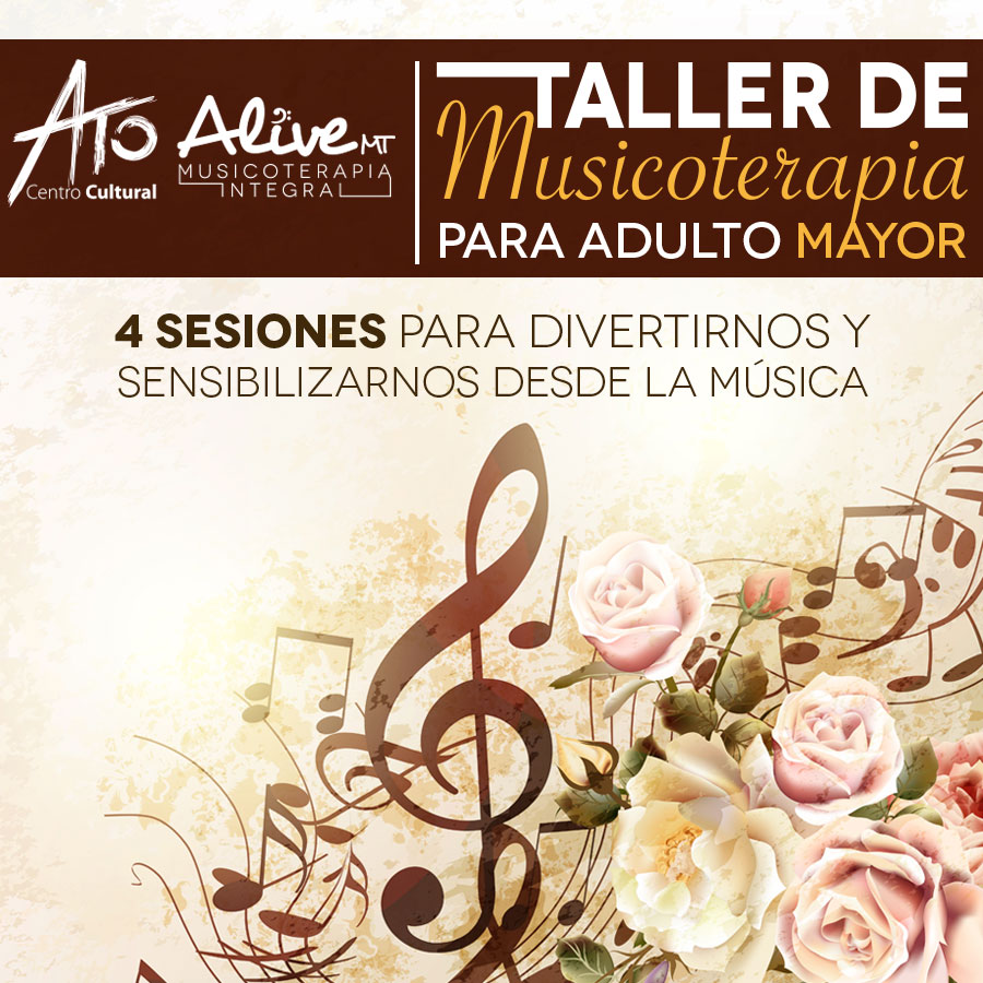 taller musicoterapia adultomayor