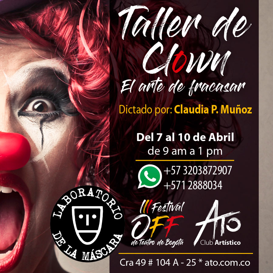 festival off teatro taller clown ato